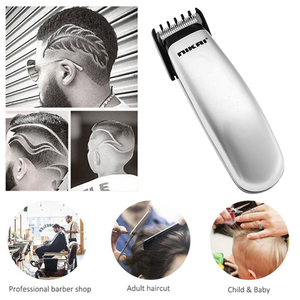 Image 2 - Electric Hair Clipper Mini Hair Trimmer Cutting Machine Beard Barber Razor For Men Style Tools in stock drop shipping