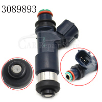 1PCS Fuel Injector OEM 3089893 nozzle cleaning For Polari Ranger 500 For Polaris Sportsman 500 100 3009 /1003009