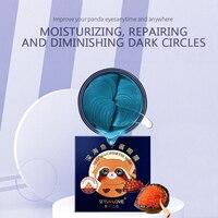 Kollagen Feuchtigkeits Augen Maske Patch Anti-aging Auge Haut Schlaf Gel Anti-Falten Entfernen Augenringe Gesicht Pflege maske TSLM1