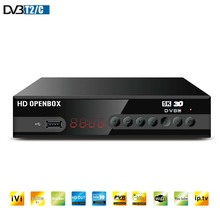 HD Digital MPEG4 DVBT2 TV Receiver Support H.264 1080P Terre