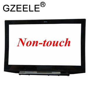 "Image 4 - GZEELE new FOR Lenovo Y50 Y50 70 Lcd Rear Lid Top Case Back Cover 15.6"" AM14R000400 Non Touch Lcd Front Bezel Cover"
