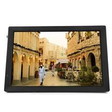 14 inch HD Portable TV ATSC Digital Television Mini Car TV Audio Video Player Support MP4 HDMI Monitor US Plug for home car