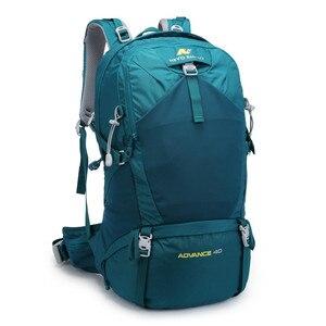 Image 2 - NEVO RHINO mochila impermeable de 40L para hombre, bolsa de viaje Unisex, para senderismo, Montañismo al aire libre, escalada, Camping