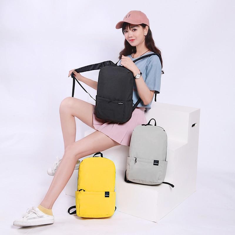 Backpack Women Travel Bagpack Shoulder Bag Cute Girl Waterproof Multi-pocket Bags Daily Student Sports Bag Laptop Backbag