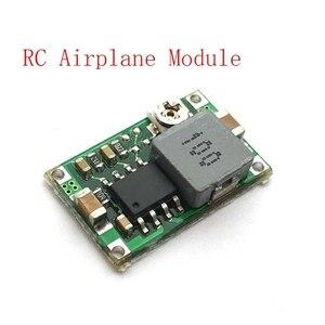 Image 1 - 5 Pcs RC Airplane Module Mini 360 DC Buck Converter Step Down Module 4.75V 23V To 1V 17V LM2596 2A 17x11x3.8mm