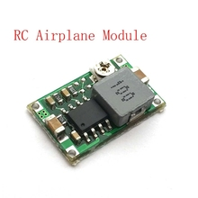 Módulo 5 Pcs RC Avião Mini 360 DC Buck Converter Step Down Módulo 4.75 V 23 V Para 1 v 17 V LM2596 2A 17x11x3.8mm