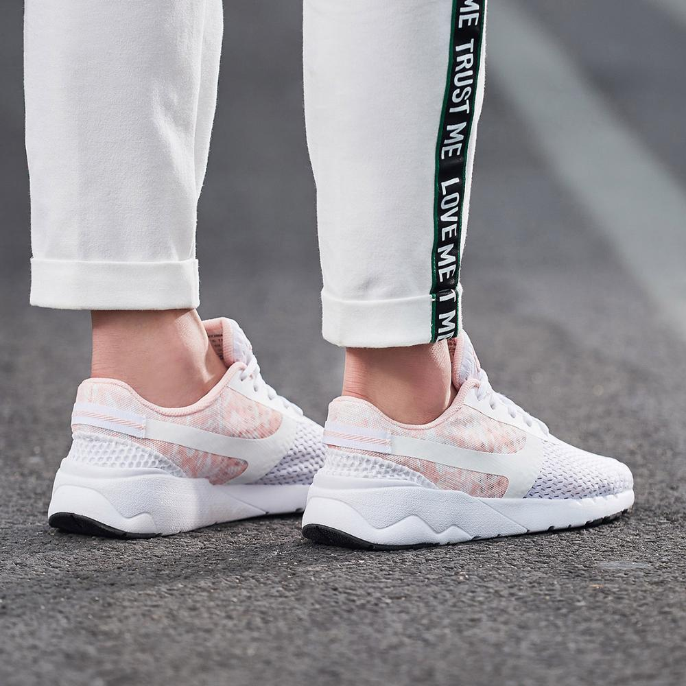 Li-Ning Women's Heather Sports Life Walking Shoes Leisure Breathable Sneakers Light Sports Shoes AGCM054 SAMJ17