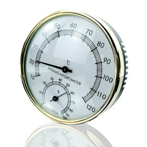 Wall Mounted Thermometer Hygro