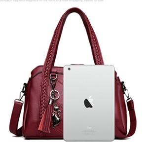 Image 5 - Brand Hot Luxury Handbags Women Bags Designer Bags For Women 2019 Ladies Hand Shoulder Bag Casual Tote Sac A Main Femme Bolsas