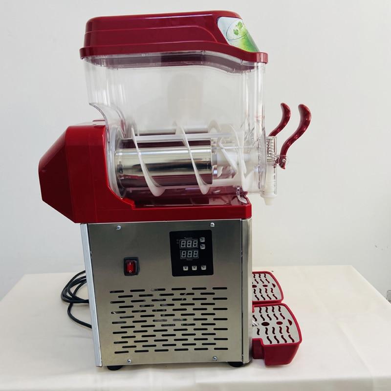 Food beverage Commercial Slush Machine Slush Ice Drinking Free Standing Margarita Frozen Machine for sale with Factory Price Food & Beverages Machines