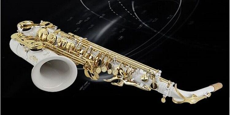 Nouvelle haute qualité Alto Saxophone saxo professionnel E plat Saxofone Instruments de musique performances étui gratuit - 3