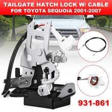 Car Integrated Liftgate Lock Actuator Rear Trunk Hatch Tailgate Latch Lock 931 861 693010C010 For Toyota Sequoia 2001 2007