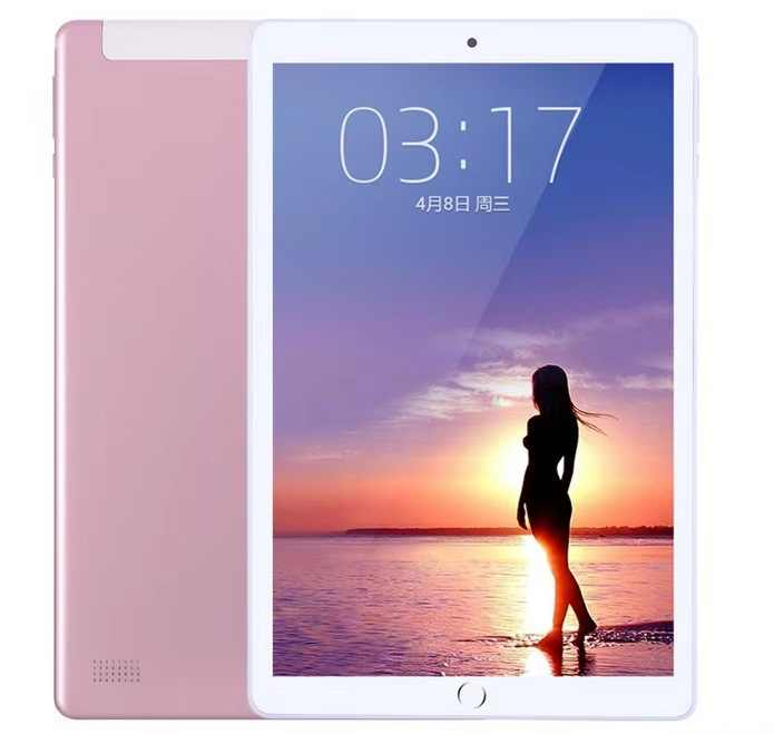 YAHU yeni 10.1 inç 4G LTE Tablet PC Octa çekirdek 6GB RAM 128GB ROM 1280x800 IPS ekran tabletler Android 8.0 çift SIM çift kamera