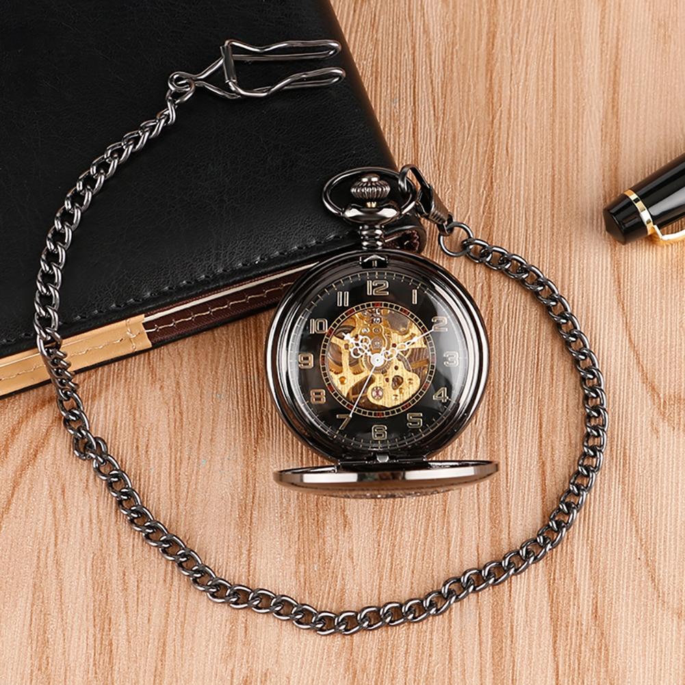 Magro Oco Out Black Dial Mecânica Pocket