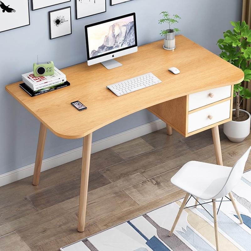 Computer Desk Study Table Nordic Office Desk Modern Europe Student Bedroom Study Desk Office Furniture Small Table Laptop Table Laptop Desks Aliexpress