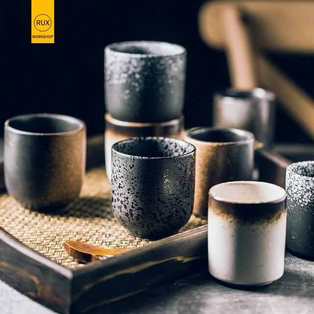 Чайная чашка RUX, керамическая, ручная роспись 1