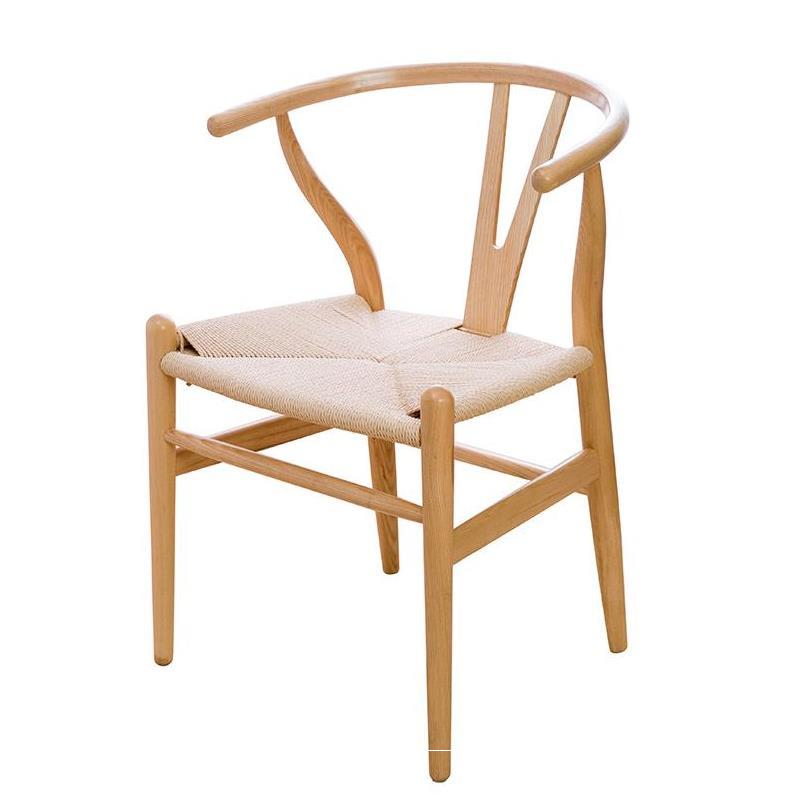 H1 Table Chair Nordic Chair Wood Back Seat Saddle Coffee Log Chair Computer Chair  Dining Chairs  Snowman Chair  Armchair