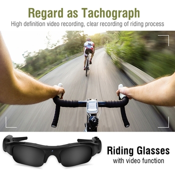 Outdoor Sports Cycling Glasses Camcorder 1