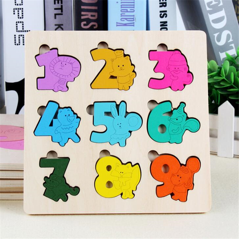 1Set Wooden Hammering Ball Hammer Box Children Fun Playing Hamster Game Toy Early Learning Educational Toys 8