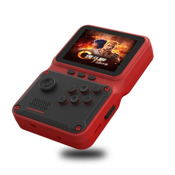 2021 JP09 retro mini portable electronic game console with 2.8-inch screen supporting 5 languages TV output 10