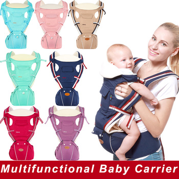 New Ergonomic Baby Carrier Backpack Baby Hipseat Multifunction Baby Kangaroos Carrier for newborn prevent o-type legs sling