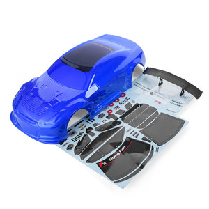 Image 3 - HSP RC Body Shell for HSP Redcat Exceed 1/10 Scale 4wd On Road Racing Drift with Stickers
