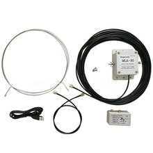 MLA-30 Loop Antenne Actieve Antenne Low Noise Balkon Erectie Antenne 100Khz-30Mhz Voor Ha Sdr Korte golf Radio Acehe