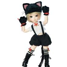 цена на 1/6 BJD Doll Full Set Figure Model Fashion Toy Cute Baby Ball Joint Doll Kit with Makeup Girls Gift Birthday- Shiwoo