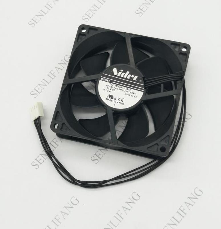 647113-001 684025-001  New Fan For  HP Z820 HP Z840  WORKSTATION  Fan  Original