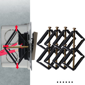 Image 2 - Bcsongben caja trasera de 86x86mm para reparación de casetes, soporte para reparación, accesorios para electricistas