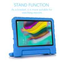 """screen film For Samsung Galaxy Tab S5e 10.5"""" T720 T725 2019 Tablet Case EVA Shockproof Portable Handle Protective Stand Cover + Screen Film (5)"""