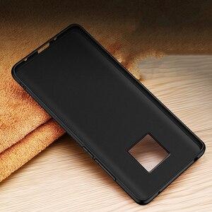 Image 5 - Étui de poignet de mode de luxe pour Huawei Mate 30 20 Pro X 20X 5G RS Porsche Design P30 Pro en cuir véritable
