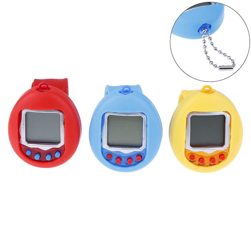 טמגוצ 'י 168 חיות מחמד באחד נוסטלגי 90S וירטואלי לחיות מחמד צעצוע אלקטרוני Cyber לחיות מחמד צעצועי מחזיקי מפתחות שעון ילדי חג המולד מתנות