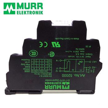 MURR RELAY MURR Art.No.51120 Art.No.52000 52102 26283 Brand new and original relay image