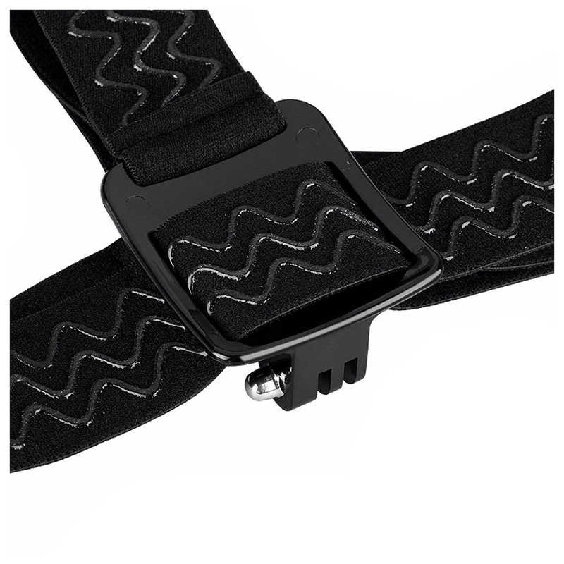 Hot AMS-Action Camera Head strap mount For Go Pro SJ5000 Sport Camera