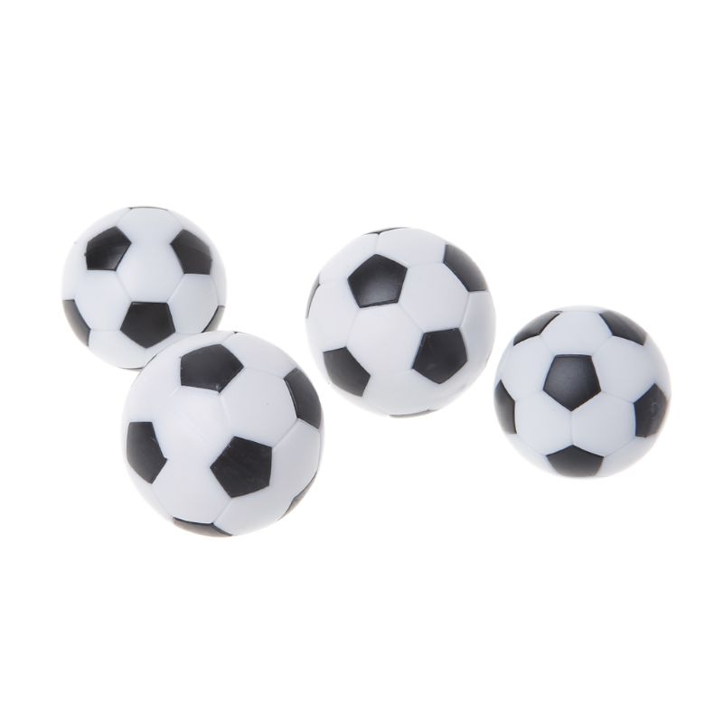 2pcs Resin Foosball Table Soccer Ball Indoor Games Fussball Football 32mm 36mm Suit For Table Games