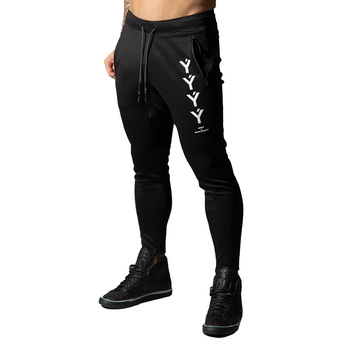 Pants Men Pantalon Homme Streetwear Jogger Fitness Bodybuilding Pants Pantalones Hombre Sweatpants Trousers Men 20CK05