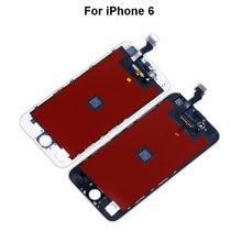 Aaa + ЖК дисплей для iphone 5 5s 6 6s 6plus сенсорный экран