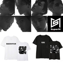 SuperM Loose T-shirt (28 Models)