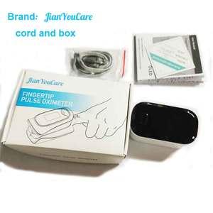 Image 5 - JYHealth Portable Finger Pulse Oximeter Blood Oxygen Heart Rate Saturation Meter Oximetro De Dedo Saturometro Medical equipment