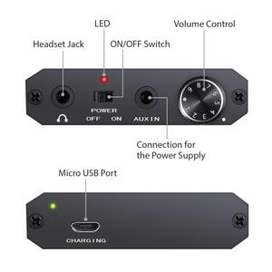 Image 2 - PROZOR AMPLIFICADOR DE Audio para auriculares, portátil, HiFi, recargable por USB, 3,5mm, para entrada AUX