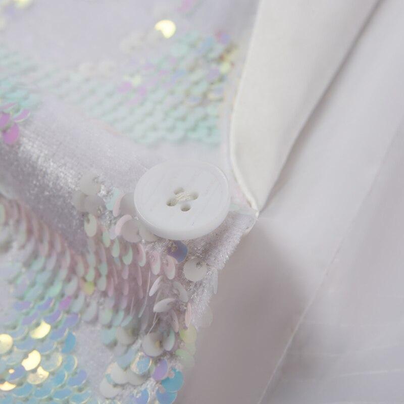 cor lantejoulas blazers noite clube cantores casamento