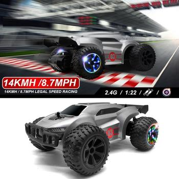 New 2.4G RC Cars Remote Control High-speed Four-wheel Drifting SUV Children's Educational Remote Control Toy kids xmas gifts 1