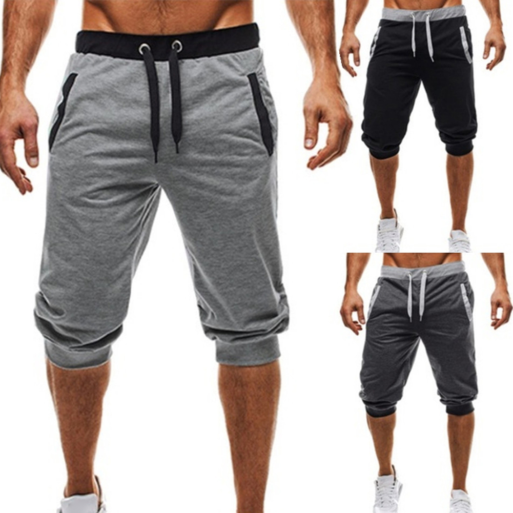 2019 Casual Skinny Pants Mens Joggers Sweatpants Gyms Fitness Workout Brand Track pants New Autumn Male Fashion 2