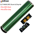 Совместимый с Samsung CLT-R409 409 OPC барабанный комплект чипов CLP-300 CLP-310 CLP 300 315W CLX-3160FN CLX 3175 3175N барабаны сброс