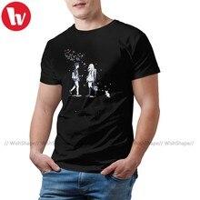 Shigatsu Wa Kimi No Uso T Shirt Shigatsu Wa Kimi No Uso T-Shirt stampa uomo Tee Shirt fantastica maglietta in cotone 5xl