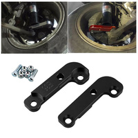 Angles Drift Lock Kit About 30% 160x55x19mm Aluminum For BMW E36 Adapter|Accessories|   -