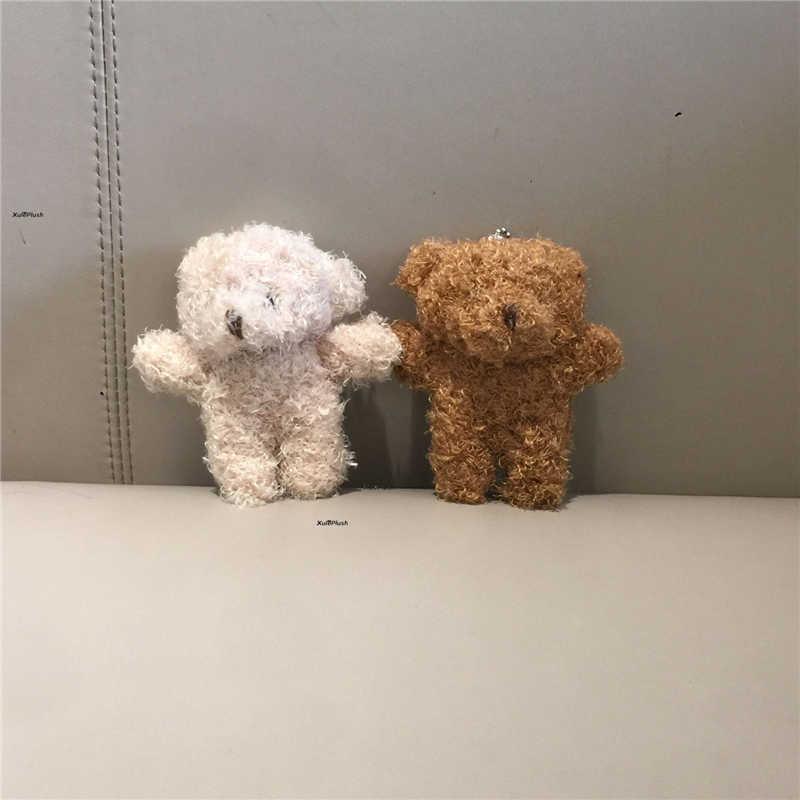 ใหม่ 10 ซม.เล็กๆน้อยๆตุ๊กตาหมีตุ๊กตาของเล่นตุ๊กตาสัตว์,ช่อดอกไม้ MINI ตุ๊กตาหมีตุ๊กตาตุ๊กตาของเล่นตุ๊กตา