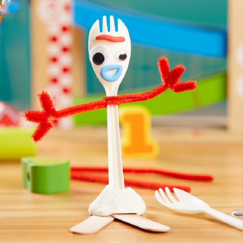 Toy Plush-Toys Toy-Story Pixar Forky Cartoon Kids Children NEW 4 Gift Action-Figure Stuffed-Doll-Anime