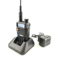 מכשיר הקשר 2pcs Baofeng DM-5R מכשיר הקשר Tier1 & 2 Professional Band Dual DMR רדיו דיגיטלי אנלוגי Dual Mode Dual זמן חריץ Walky טוקי (5)